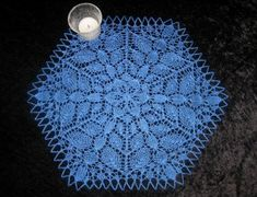 Knitted doily patterns -