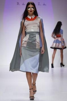 Hussein Bazaza Ready To Wear Spring Summer 2016 Dubai - NOWFASHION