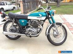 Cars and Motorcycles for Sale Vintage Honda Motorcycles, Honda Bikes, Custom Motorcycles, Motorcycles For Sale, Honda Cb125, Cb750, Honda Motorbikes, Honda 750, Honda Motors