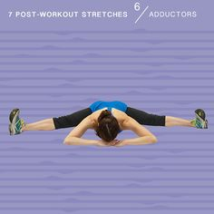 Best Post-Workout Static Stretches | YouBeauty