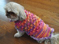 Crochet Pattern Bella Tiny Bobbles & Frills by StitchwerxDesigns