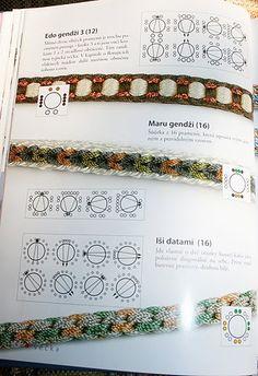 kumihimo 54 - Klára Balassáné - Picasa-Webalben