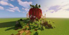 Created by emrytern on instagram Minecraft Starter House, Starter Home, Cottage, Create, Instagram, Cottages, Cabin, Cabins