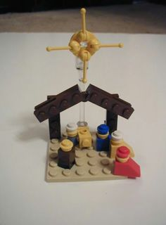 LEGO - Nativity (The real meaning of Christmas)