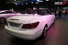 ¿Ya conociste el #Mercedes E 250? ven y conoce este y otros grandes de la industria automotor en #elsalóndelautomóvil