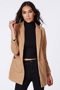 Vanessa Camel Colored Coat   100 Gorgeous Fall Jackets For Under $100