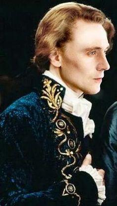 Loki de Lioncourt. Heck. Yes.