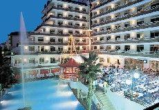 Hotel Indalo Park. Dit mooie hotel is dichtbij het strand gelegen en beschikt over vele faciliteiten.