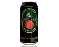 Kepplers Apple Cider Can