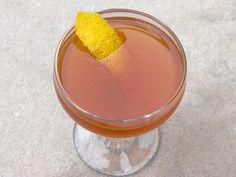 Rhuboulevardier - 1.5 ounces bourbon • 1/2 ounce Gran Classico • 3 ...