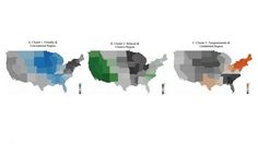 A Map of How Personality Types Vary Across the United States