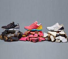 """adidas Originals ZX 8000 """"Fall of the Wall"""" Pack"""