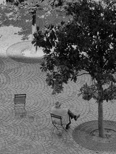 Fotos e palavras para sentir: Solitude