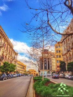 The Beautiful Beirut  By Nicole Elia #WeAreLebanon #Lebanon