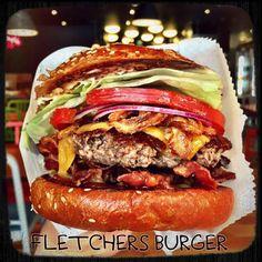 Fletchers - Better Burger Frankfurt