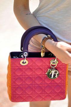 Сумки DIOR из коллекции Lady Dior в интернет магазине