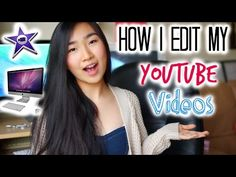 How I Edit My Youtube Videos ( How to move overlays in iMovie, multiple overlays, and more ) - YouTube