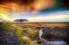 Dusk in Iceland by regi popelier on 500px