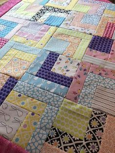 Frolic unfinished quilt top, 50 inch, ready to ship, Moda fabric, patchwork quilt Patchwork lap sized quilt top UNFINISHED / 50 x 50 inch / not Jellyroll Quilts, Scrappy Quilts, Easy Quilts, Mini Quilts, Colchas Quilting, Quilting Projects, Crazy Quilting, Machine Quilting, Quilting Ideas