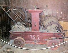 Manual Fire Pump, Osterley Park,...