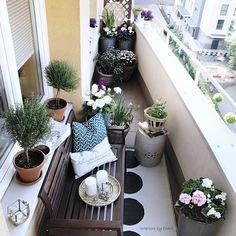 Balcony balkon outdoor design