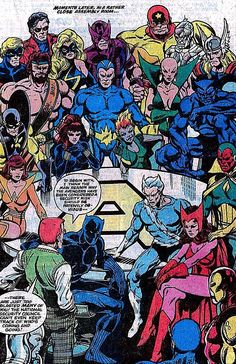 Avengers #181, March 1979 John Byrne and Dave Michelinie