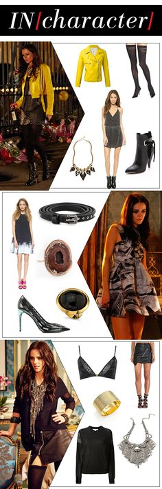 The royal rebel: How to dress like Princess Eleanor from The Royals on E!