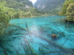 Jiuzhaigou Valley | Atlas Obscura