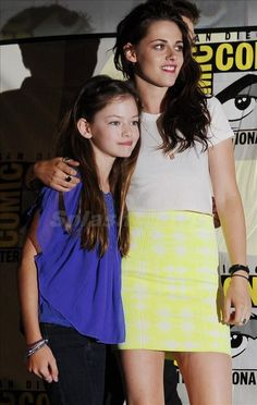 Kristen and Mackenzie