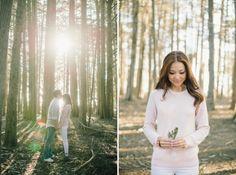 Justin & Christina // Half Moon Bay Engagement | dELBARR MORADI BLOG // carmel, napa, bay area wedding photographer