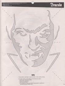 The Drunken Severed Head: Countdown Day Classic Monster Jack O' Lantern patterns