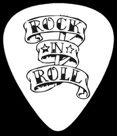 Here's to guitar picks found all over your house. Cheers!