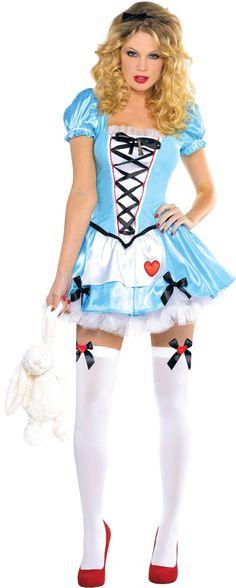 Adult Wonderful Alice Costume - Party City