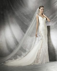 Pronovias Wedding Dresses - Style Tamar