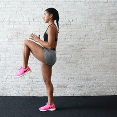 Get Your Best Butt Ever With These Three Easy Moves, Demonstrated by Hannah Bronfman