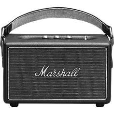 Marshall Kilburn Portable Bluetooth Speaker | Steel