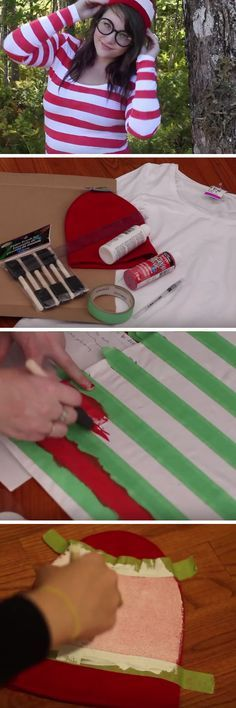 Wheres Waldo | 30+ Super Awesome DIY Halloween Costumes for Teens