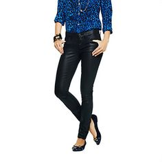 Love this Stretch Skinny Coated Colored Jean for $128 on C. Wonder