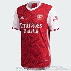 Arsenal 2020-21 Arsenal Jersey, Arsenal Football, Soccer Fans, Football Soccer, Soccer Shop, Premier League, Camisa Arsenal, Goalkeeper Kits, Afc Bournemouth