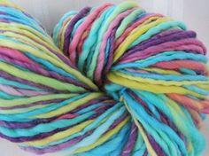 Carousel Handspun Art Yarn 164 yards