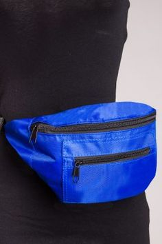 BAM!! New solid color fanny packs!
