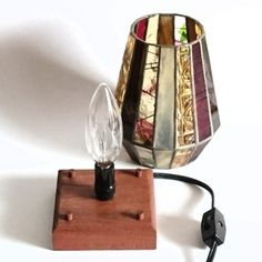 Stained Glass Lighting, Stained Glass Lamps, Creative Lighting, Prop House, Glass Lamp, Stained Glass Designs, Tiffany Lamps, Stain, Lights