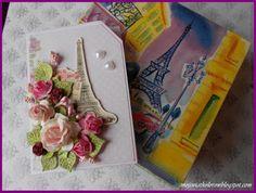 Mój świat kolorów...: Romantycznie....