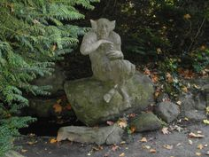 Thieles  Garten ... Troll / Copyright Horst H. Barsuhn; Bremerhaven (Germany)