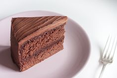 chocolate cake (Genoise)