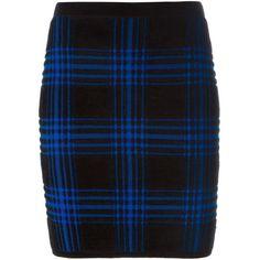 Alexander Wang plaid mini skirt (33.645 RUB) ❤ liked on Polyvore featuring skirts, mini skirts, black, black plaid skirt, short mini skirts, alexander wang, short skirts and plaid skirt