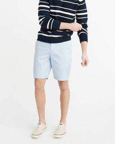 A&F Men's Plainfront Shorts Abercrombie Fitch, Bermuda Shorts, Image, Women, Products, Fashion, Moda, Fashion Styles, Fashion Illustrations