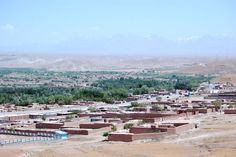 Pul e Alam in Logar, Afghanistan.