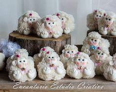 Lembrancinhas ovelhinhas