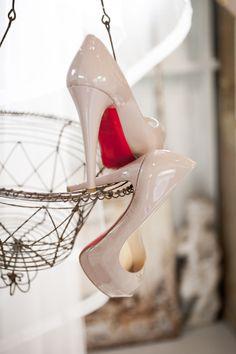 Los zapatos más originales y bonitos para tu día especial! The bride Notebook
